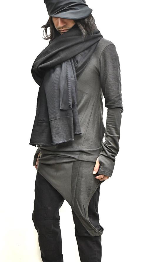 ARMYOFME レイヤードスカーフ 通販 GORDINI003