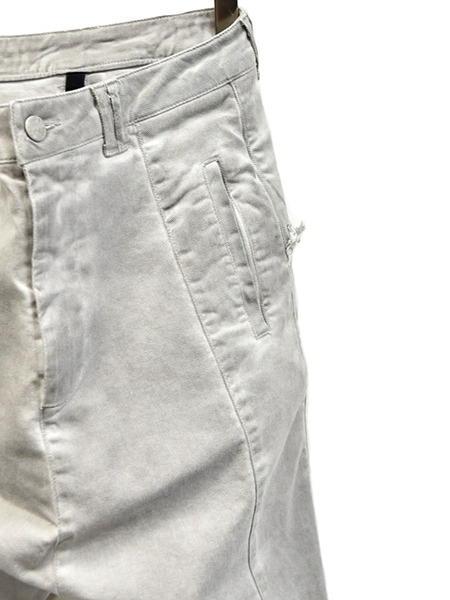 ARMY crotch pants beige 通販 GORDINI002