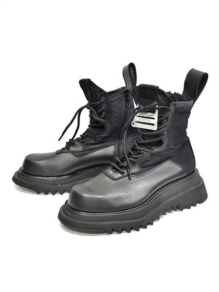 JULIUS military boots  通販 GORDINI006