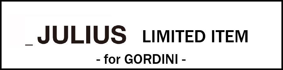 JULIUS gordini banner