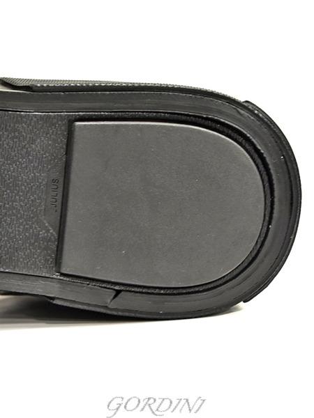 JULIUS スニーカー 黒 通販 GORDINI011のコピー