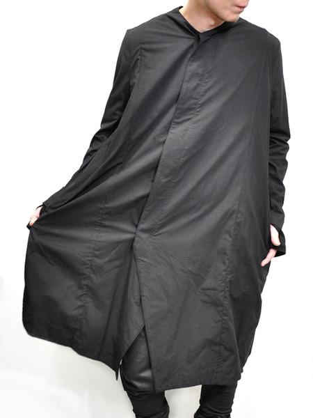 JULIUS カラーレスシャツコート 通販 GORDINI007