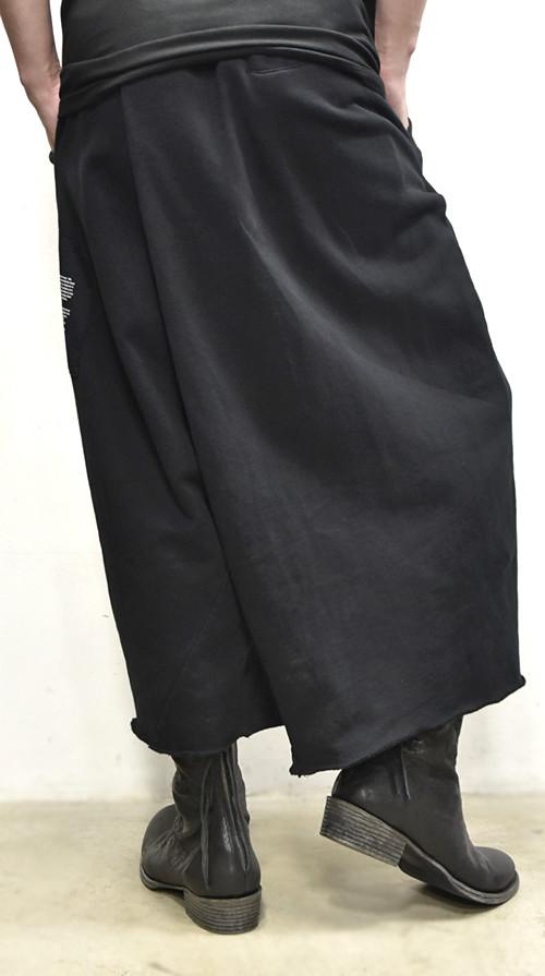 JULIUS Folded Baggy Pants 通販 GORDINI004