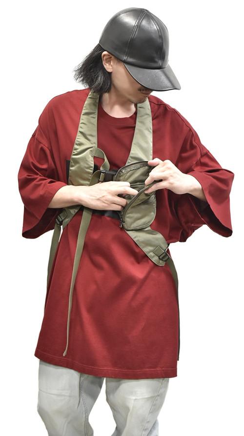 JULIUS holster vest 通販 GORDINI003