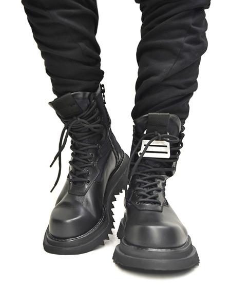 JULIUS military boots  着用 通販 GORDINI001