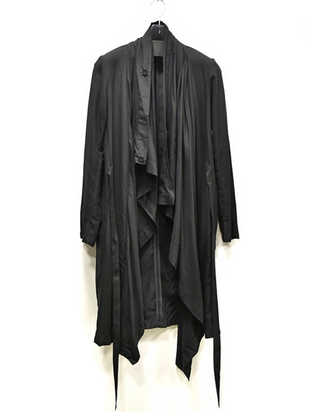 JULIUS drape coat 通販 GORDINI005