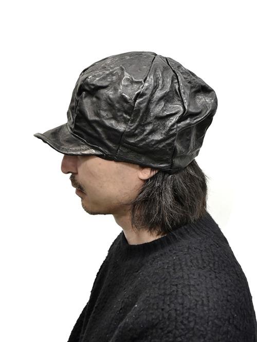 kloshar Leather Cap 通販 GORDINI003