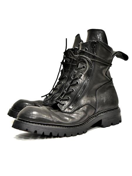 JULIUS combat boots 通販 GORDINI003