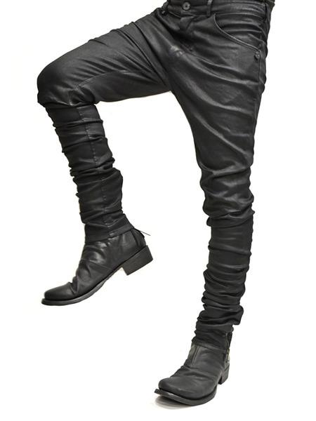 Nostrasantissima coating pants通販 GORDINI012