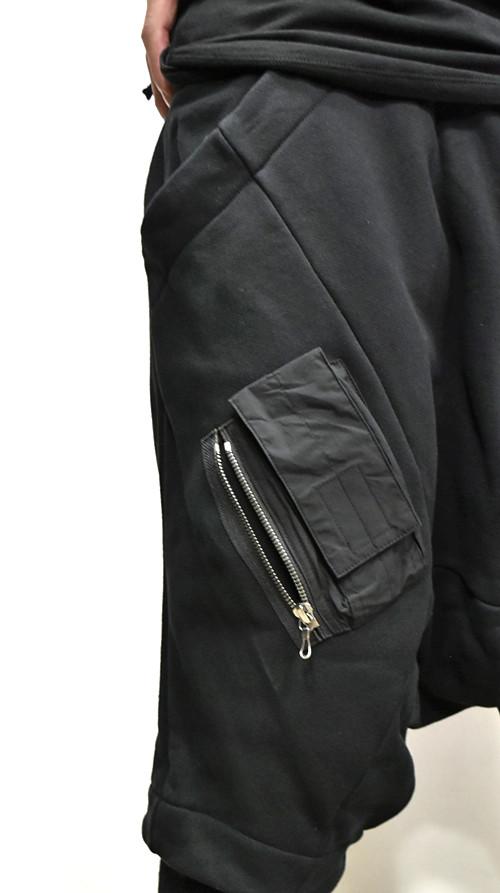NIL JULIUS leggings blog 通販 GORDINI027