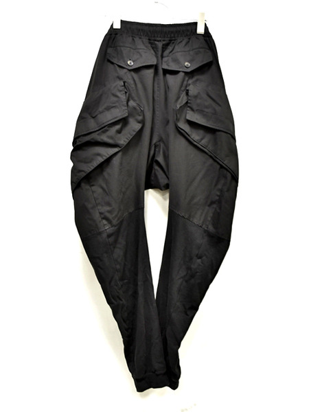 JULIUS gasmask pants 通販 GORDINI005