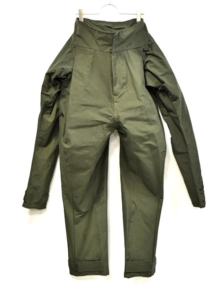 JULIUS sleeve pants khaki 通販 GORDINI001