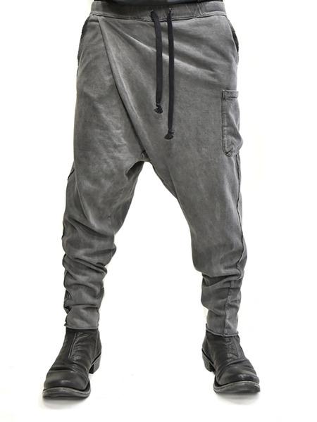 primordial cargo pants gray 通販 GORDINI014