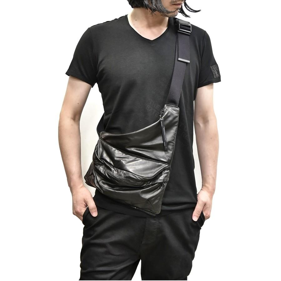 JULIUS bodybag leather 通販 GORDINI001