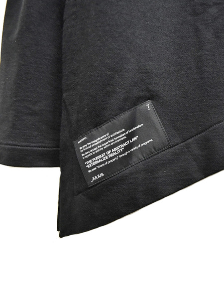 JULIUS limited cutsewn 通販 GORDINI016