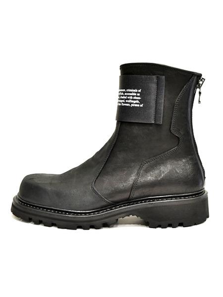 JULIUS boots 通販 GORDINI013