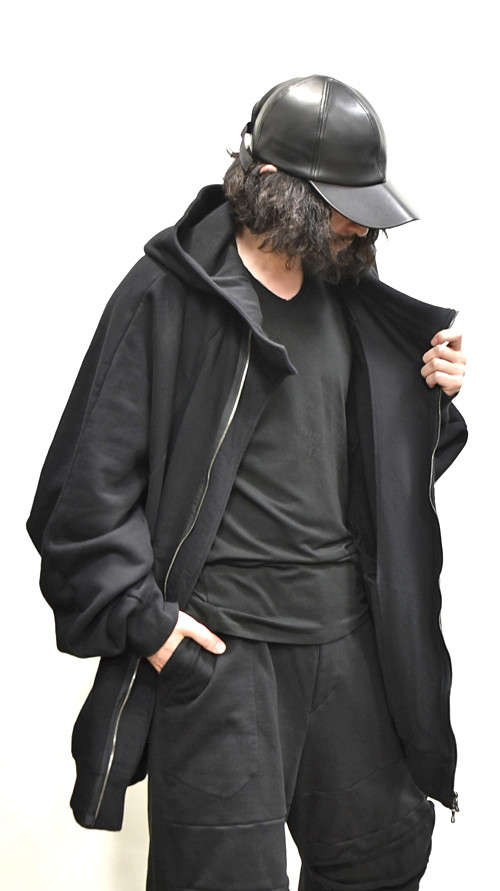 JULIUS MA-1 Style Hoodie 通販 GORDINI006