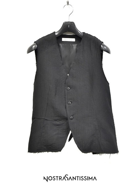 Nostrasantissima vest 通販 GORDINI001