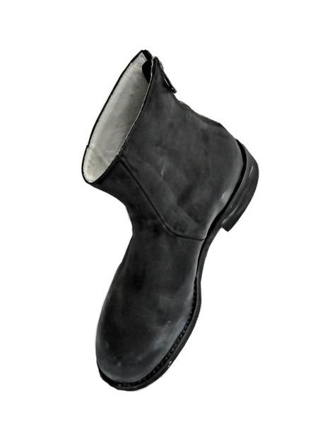 ripvanwinkle リップ バックジップブーツ 通販 GORDINI016