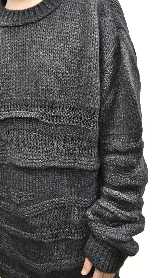 Nostra Pullover Knit 通販 GORDINI006
