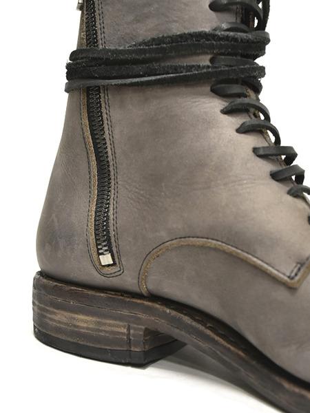 Portaille GRAY boots  通販 GORDINI011