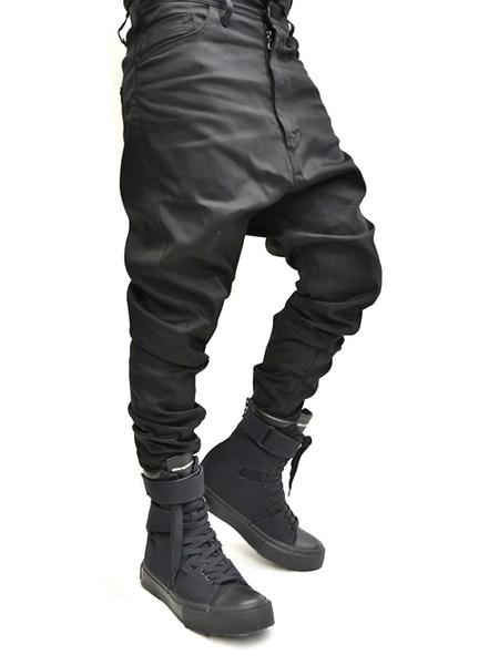 JULIUS crotch pants 着用 通販 GORDINI008
