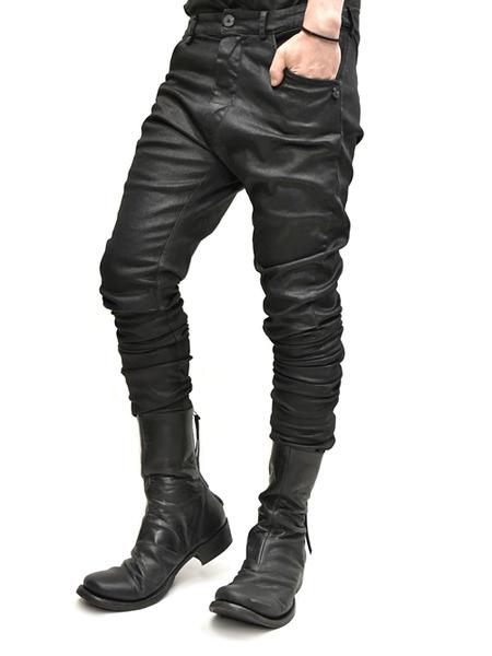 Nostrasantissima coating pants通販 GORDINI002