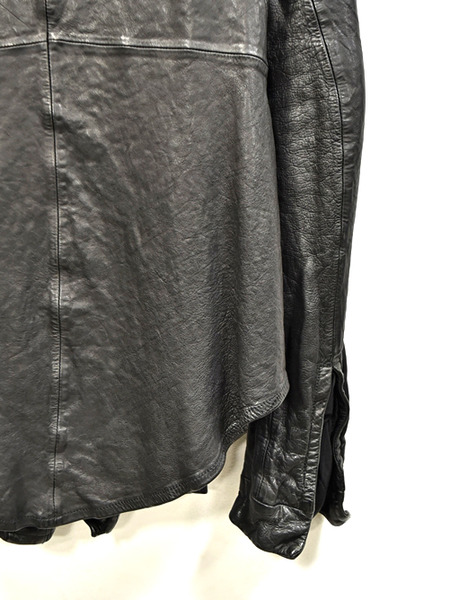 JULIUS leather shirts 通販 GORDINI007