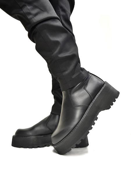 JULIUS engineer boots 着用 通販 GORDINI003