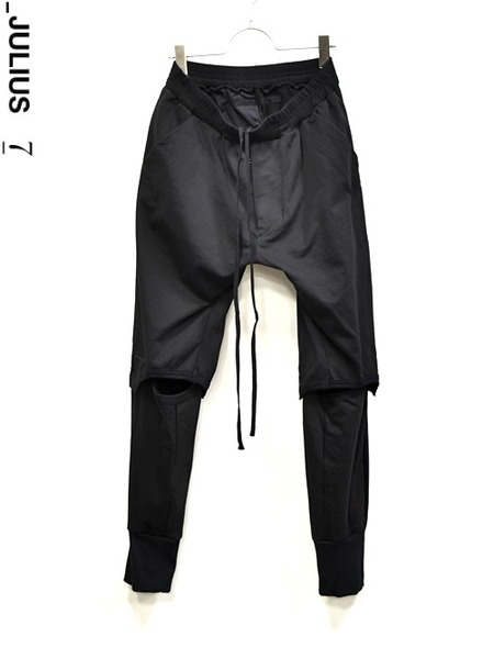 JULIUS mc easy pants 通販 GORDINI001