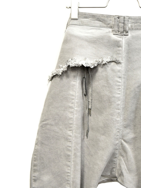 ARMY crotch pants beige 通販 GORDINI005