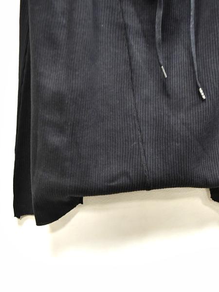 ARMYOFME rib shorts 通販 GORDINI004