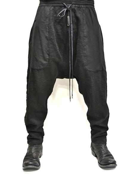 ARMYOFME paneled trouser 通販 GORDINI002
