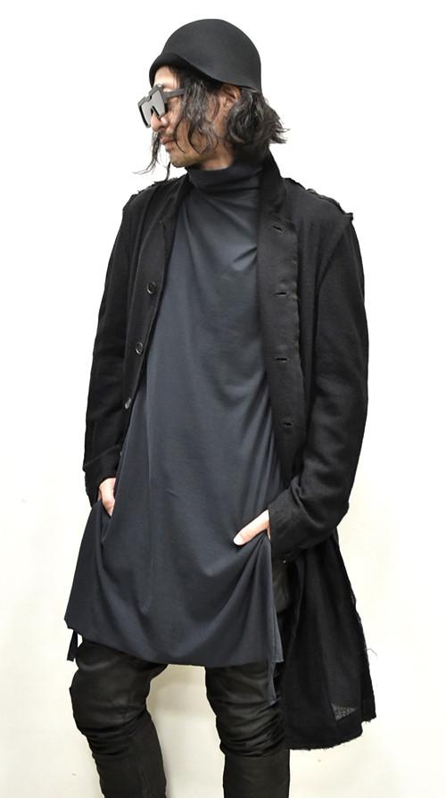 IROFUSI 裁切 Long Jacket 通販 GORDINI007