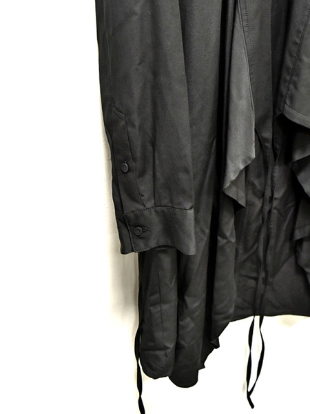 JULIUS wrapping shirts通販 GORDINI002