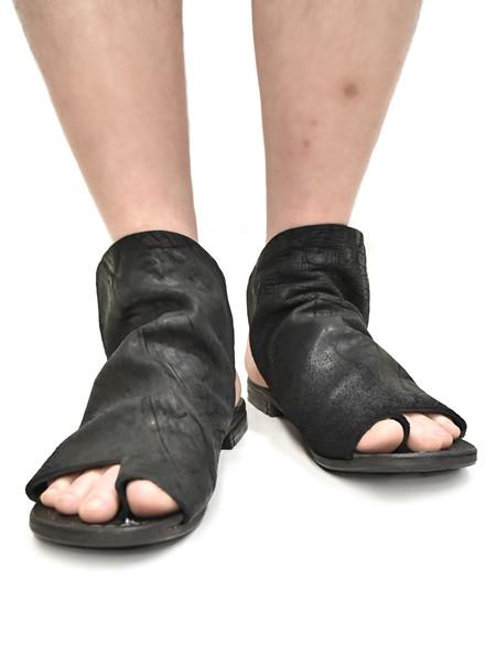 Partaille sandal cordvan 通販 GORDINI001