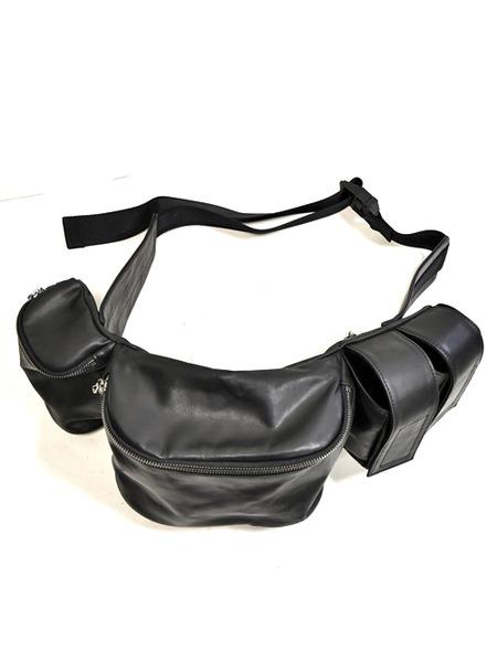 JULIUS waist bag 通販 GORDINI003