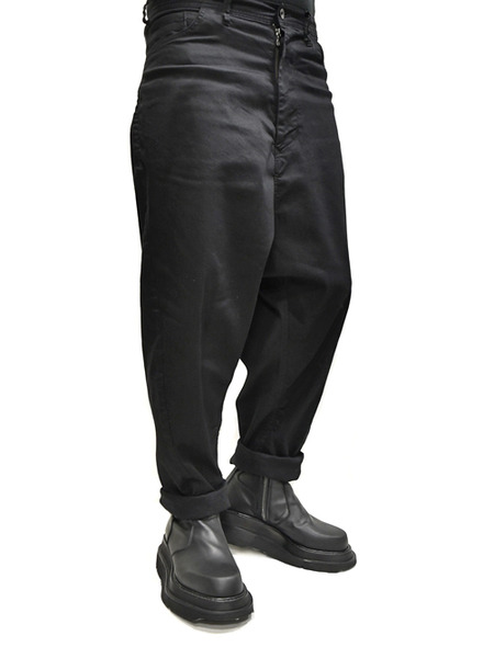 JULIUS crotch baggy  pants  着用 通販 GORDINI006