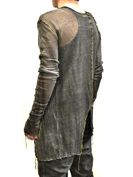 Nostra pullover 着用 通販 GORDINI005