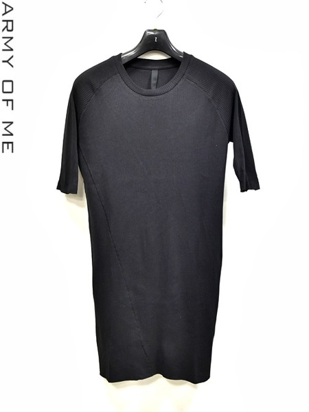 ARMYOFME rib T shirts 通販 GORDINI001