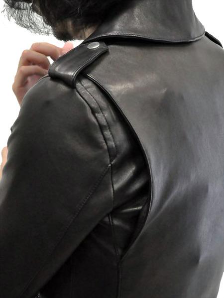 GalaabenD ダブルライダースジャケット 通販 GORDINI017