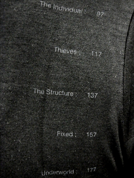 JULIUS ユリウス 別注 プリント Tシャツ カットソー 通販 GORDINI016