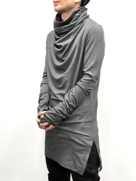 JULIUS ボリュームネック gray 通販 GORDINI013