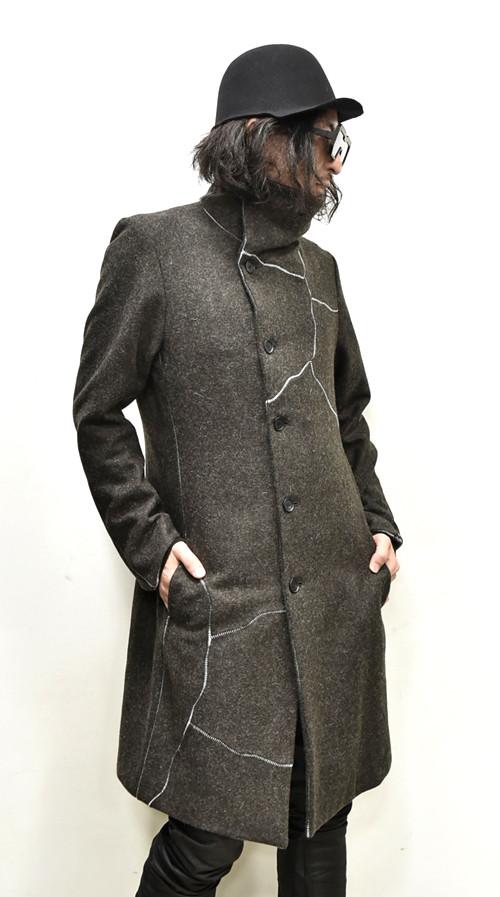 IROFUSI 罅割 Coat 通販 GORDINI003