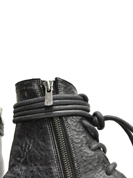 Portaille raceup boots  通販 GORDINI007