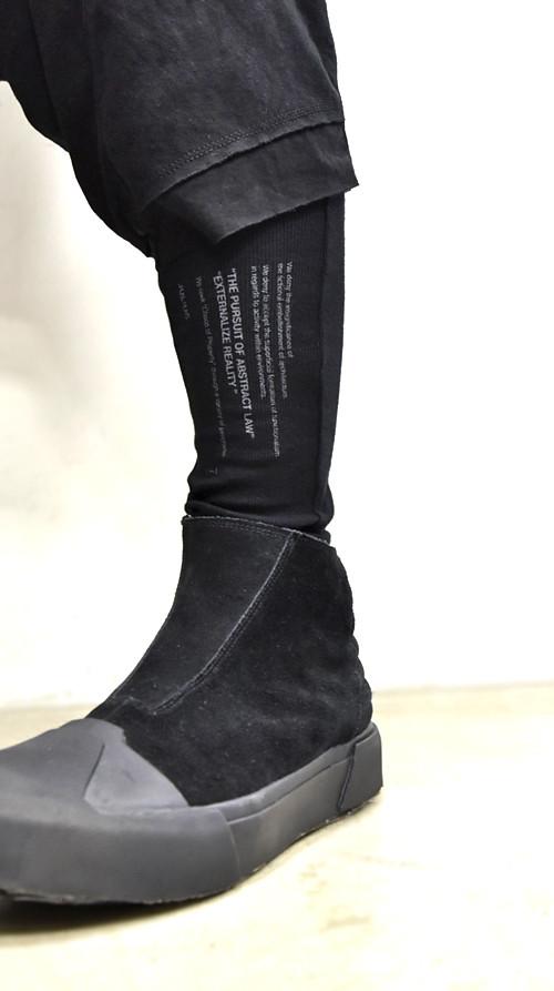 NIL JULIUS leggings blog 通販 GORDINI015