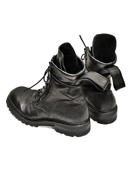 JULIUS combat boots 通販 GORDINI005