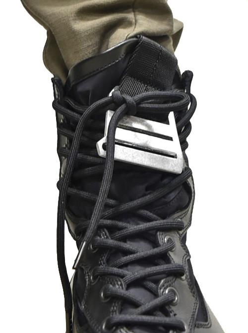 JULIUS Combat Boots 着用 通販 GORDINI006