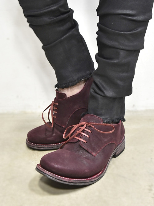 Portaille Derby Shoes 通販 GORDINI002