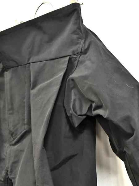 JULIUS sleeve pants black 通販 GORDINI003